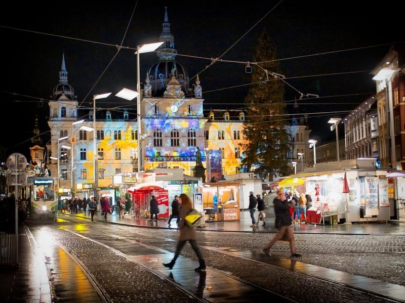 Week 46 - Graz