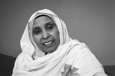 img724 Week - 25 Sudanese Lady